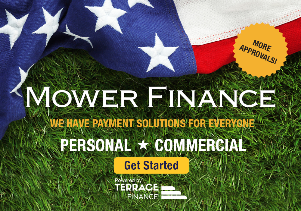 Mower Finance banner